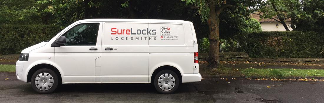sure locks stockport manchester